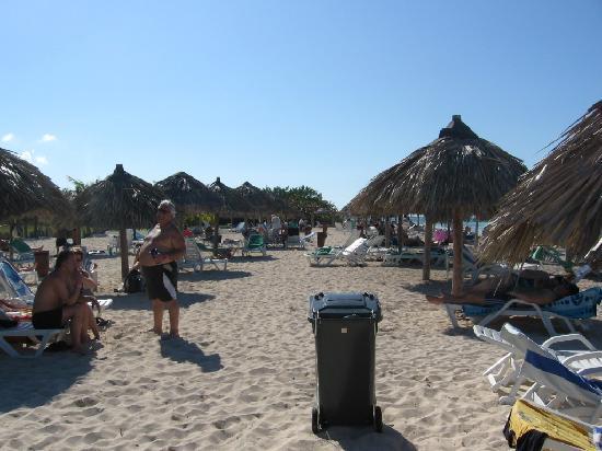 Hotel Villa Cayo Coco : plage