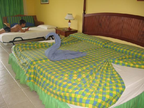 Hotel Villa Cayo Coco: chambre