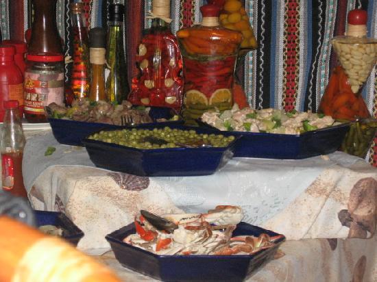 Hotel Villa Cayo Coco: nourriture