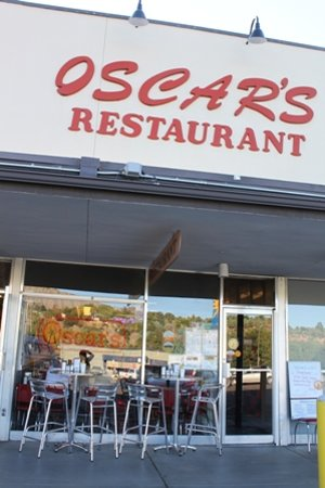 Oscar's Cafe: don't be fooled by its unassuming exterior