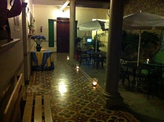 Hotel Posada Yagul: HOTEL HERMOSO Y MUY TRANQUILO