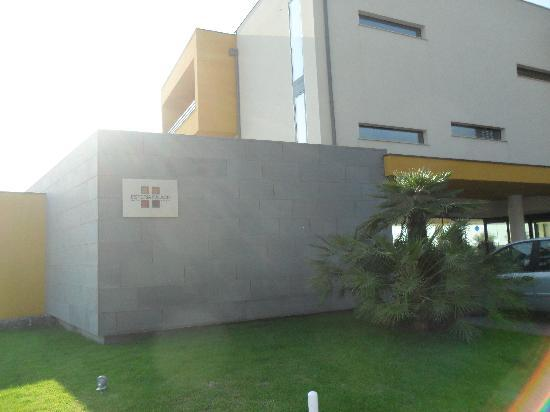 Hotel Esperia Palace: INGRESSO