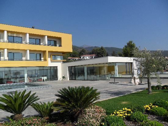 Hotel Esperia Palace: FRONTE MARE