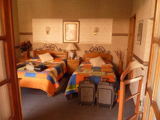 Grand Hotel: Gran Hotel, Sucre, Bolivia.