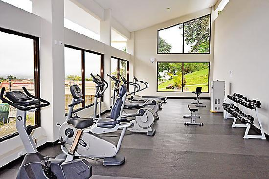 Costa Rica Apartment Suite Hotel: gym