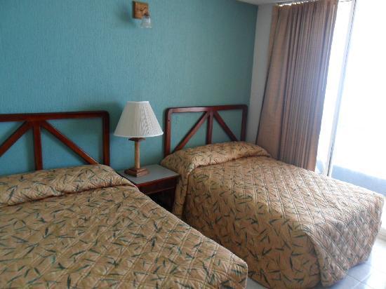 Hotel Tiuna: habitacion