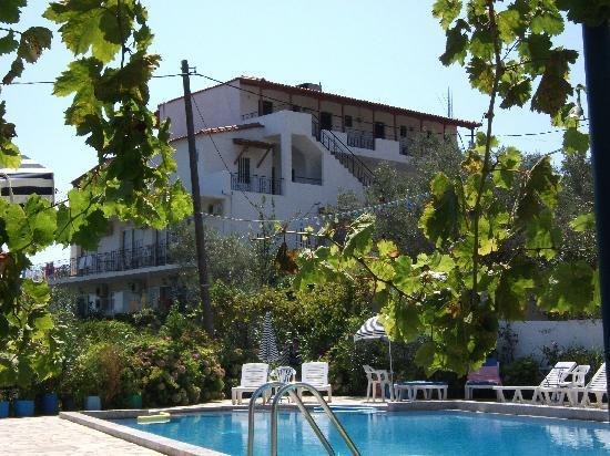 Filia Studios & Apartments : heaven
