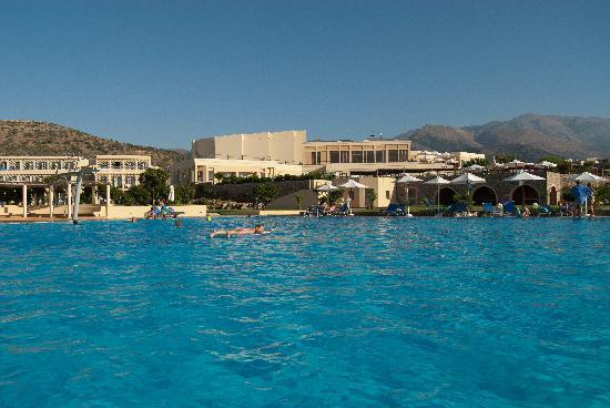 General View Picture Of Kalimera Kriti Hotel And Village Resort Sissi Tripadvisor