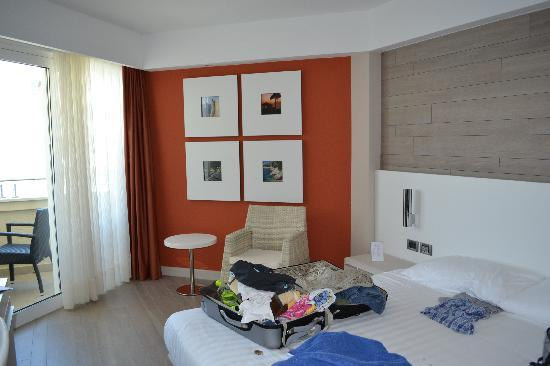 Lafodia Hotel & Resort: Room