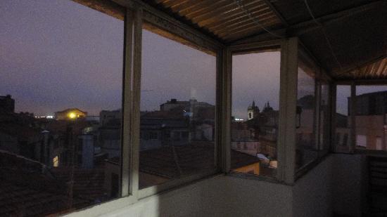AAE Santo Andre: balcón