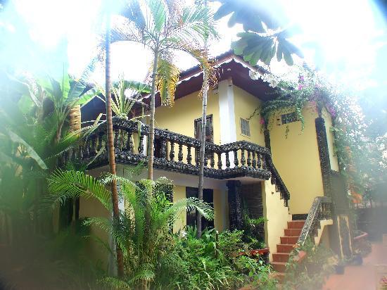 Bopha Siem Reap Boutique Hotel: Very pretty little hotel