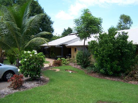 Hidden Valley Holiday Park: Pandanus Lodge