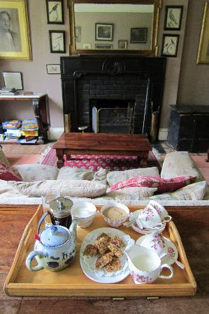 Roundwood House: Afternoon treats