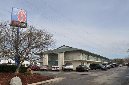 Motel 6 Detroit N.W. - Farmington Hills: Exterior View