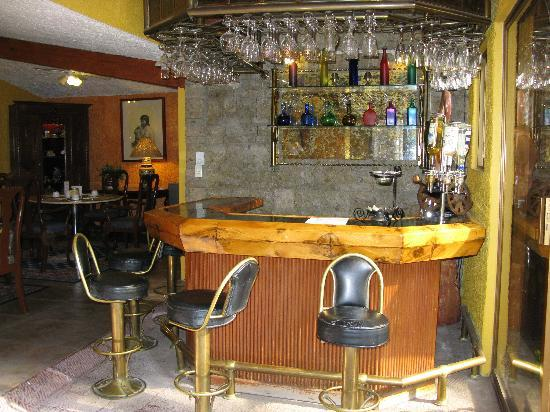 La Mansion del Sol: Bar