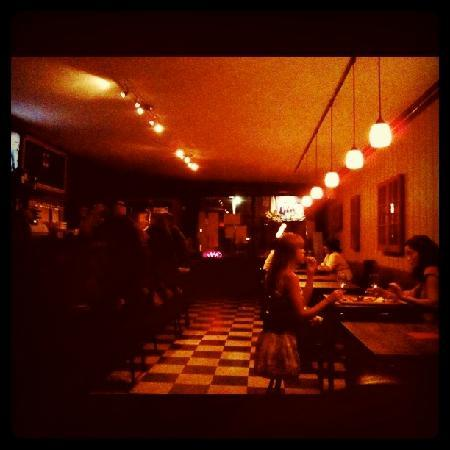 The Brownstone Cafe: The Brownstone