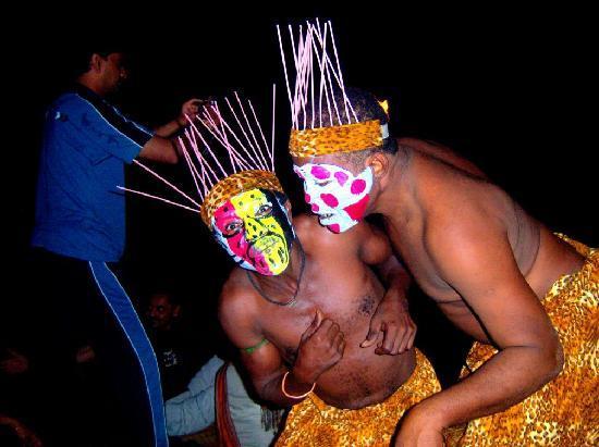 Vanvaso Resort: Siddi Dhamaal Dance