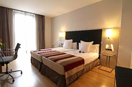 Hotel San Gil: Double Room