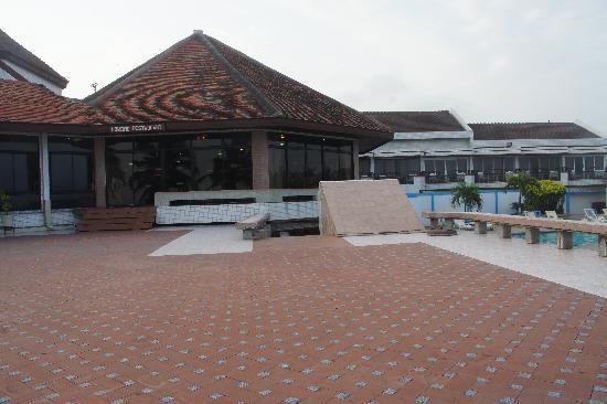 Elmina, غانا: Dining Area