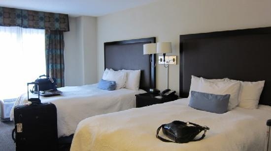 Hampton Inn & Suites Nashville - Downtown: Double Beds Room