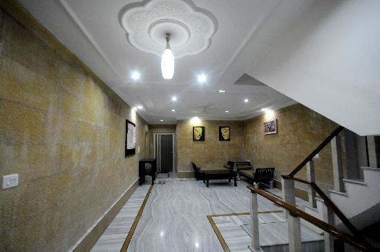 Hotel Bansuri : lobby of 3 floor