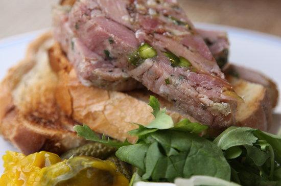 The Bolingbroke: Tasty Ham Hock (?)