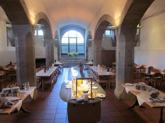 Kloster Kappel: Dining room