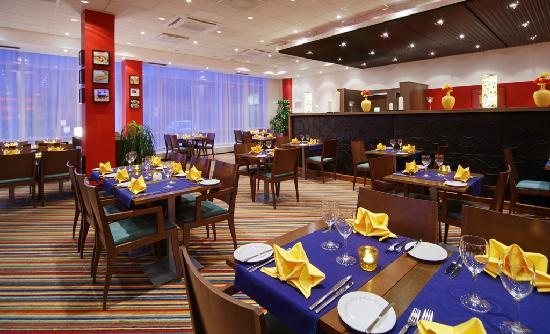 Park Inn by Radisson: Restaurant Magellan