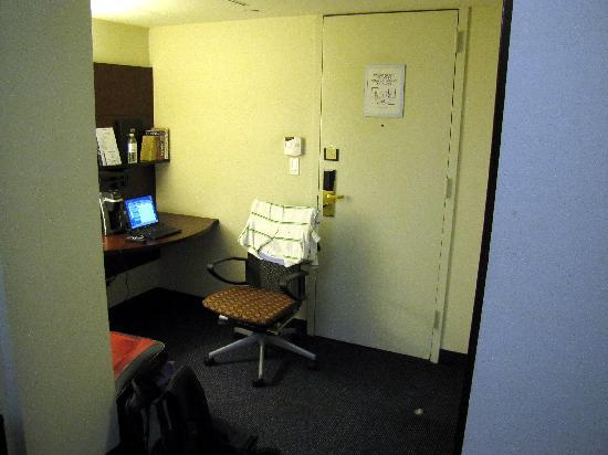 Club Quarters Hotel, Midtown: Working desk