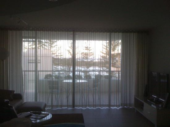 Rumba Beach Resort Private Sheer Curtains