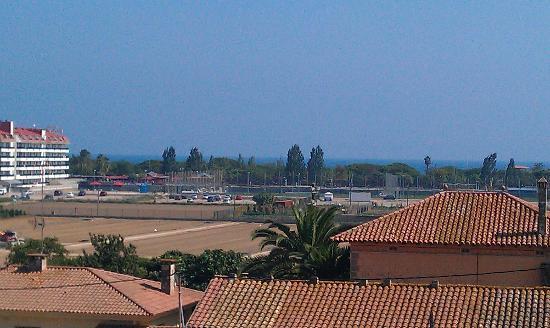 Santa Susanna Resort: Sea View!!
