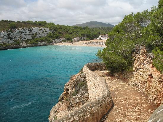Inturotel Cala Azul Park: Playa Romantica