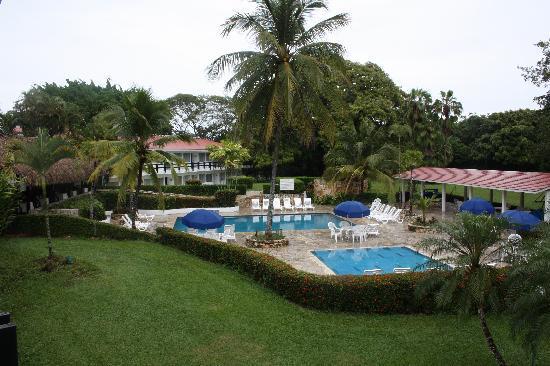 Hotel Misión Palenque: Leuk zwembad