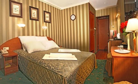 Galakt Hotel: Superior room (double bed)