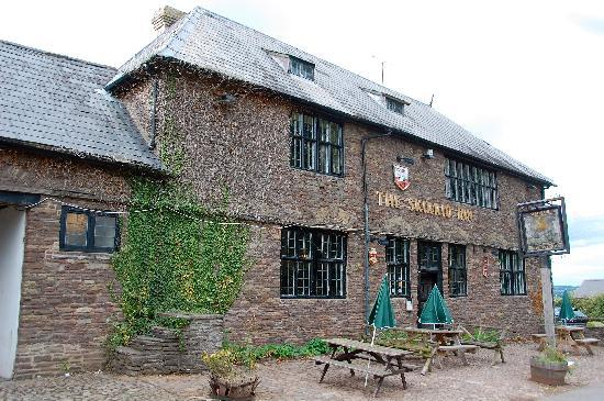 Skirrid Mountain Inn: The Skirrid Inn.