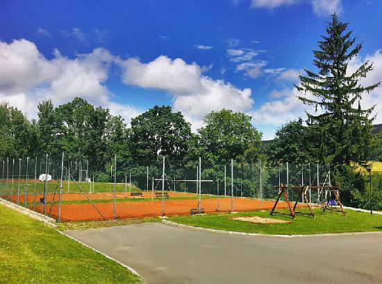 Alfa Resort: Tennis