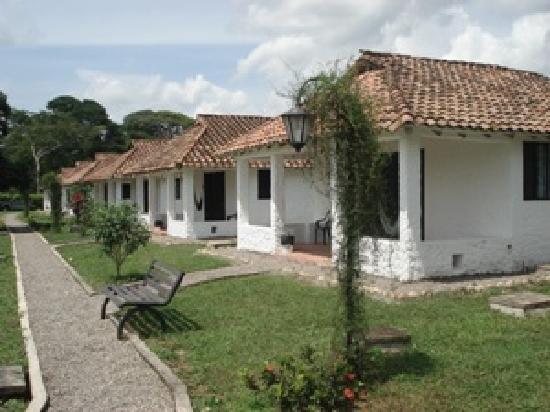 Hotel Arboretto : Nice spacious cabanas in the nature of los Llanos