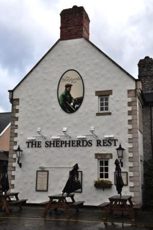 Shepherds rest: The Shepherds