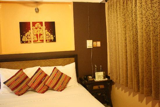 Banilah: Double room with a/c