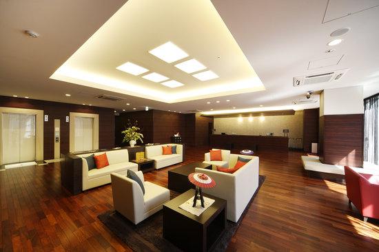 Hotel MyStays Kyoto Shijo: lobby