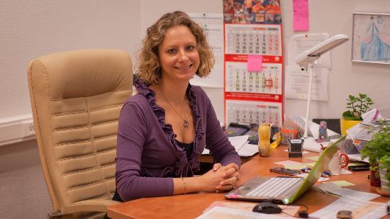 UlkoTours : Elena Ulko at work