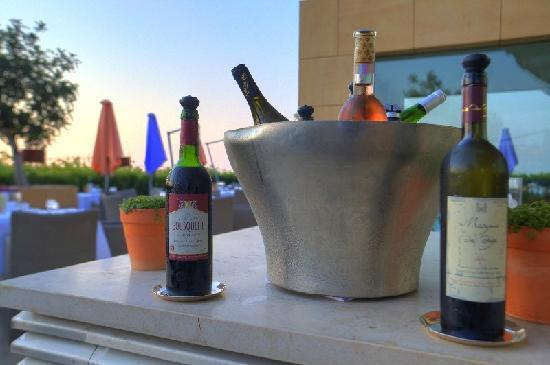 Le Gray Beirut: Amazing wine selection