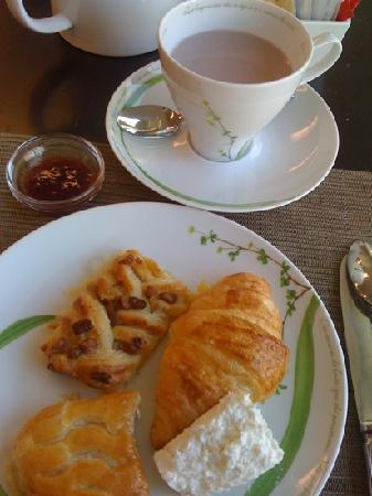 Hotel Quinta das Lagrimas: breakfast