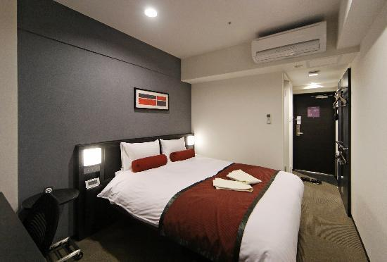 Hotel MyStays Shinurayasu: double room