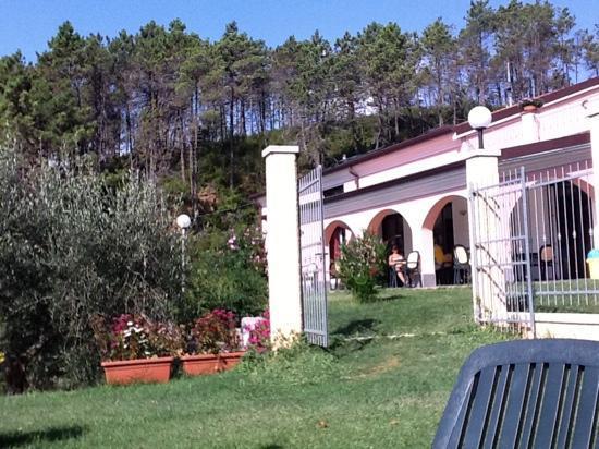 La Rossola : hotel