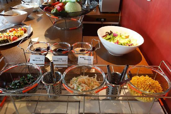 Hotel MyStays Shinurayasu: breakfast