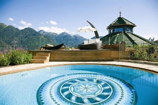 Wellness-Residenz Schalber: Sole-Pool