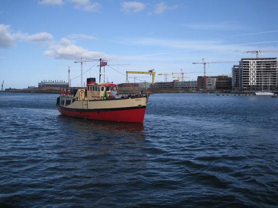 Titanic Boat Tours