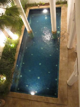 Bellamane, Ryad & Spa: La grande piscine