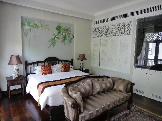 Ping Nakara Boutique Hotel & Spa: Day time room